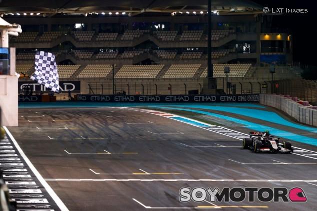 Haas en el GP de Abu Dabi F1 2020: Domingo - SoyMotor.com