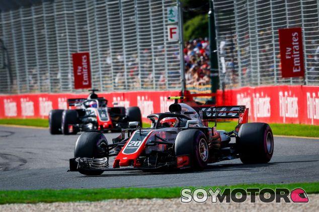 Kevin Magnussen por delante de Romain Grosjean – SoyMotor.com