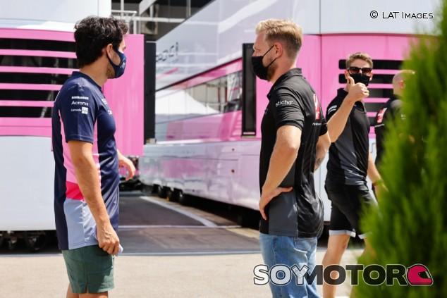 Magnussen nombra a sus cinco rivales por el asiento en Haas en 2021 - SoyMotor.com