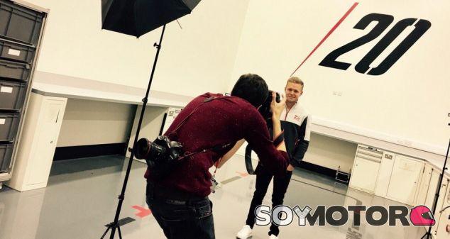 """Magnussen: """"En Haas es más fácil relacionarte que en otros equipos"""" - SoyMotor.com"""