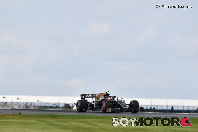 Haas en el GP de Gran Bretaña F1 2019: Sábado – SoyMotor.com