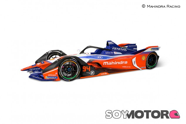 D'Ambrosio y Wehrlein, confirmados en Mahindra Racing - SoyMotor.com