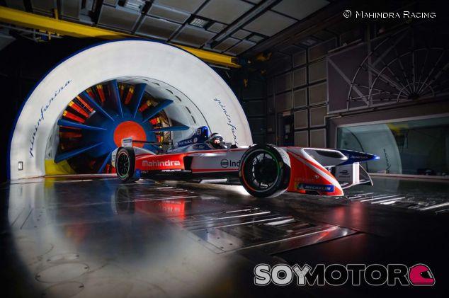 Monoplaza de Fórmula E de Mahindra - SoyMotor.com