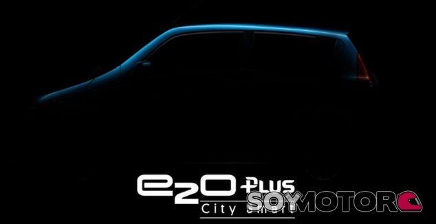 Mahindra e2o Plus - SoyMotor