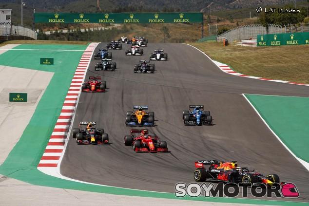 Una mala estrategia 'condena' a Carlos Sainz en Portugal - SoyMotor.com