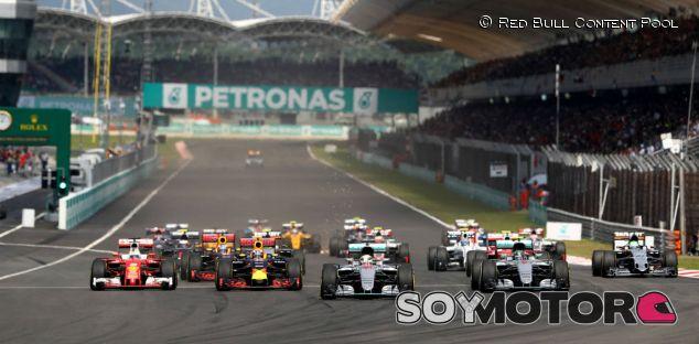 Salida del GP de Malasia esta temporada -LaF1