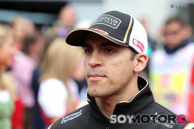 Pastor Maldonado - LaF1