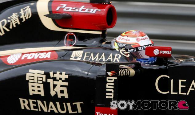 Los comisarios permiten a Pastor Maldonado participar en la carrera del GP de China - LaF1