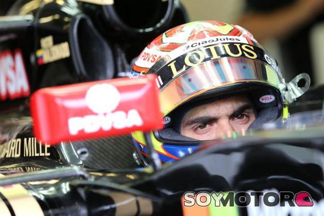 Maldonado está harto de que le critiquen siempre y ha sacado las garras para defenderse - LaF1