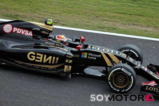 Maldonado sigue sin comprender todas las críticas que recibe por sus actuaciones en la pista - LaF1