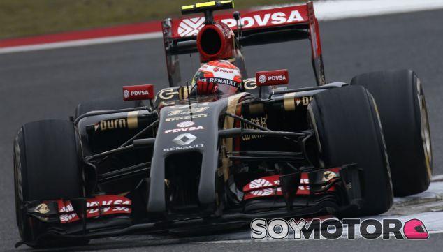 """Maldonado: """"Fui un poco optimista a la entrada en boxes"""" - LaF1"""
