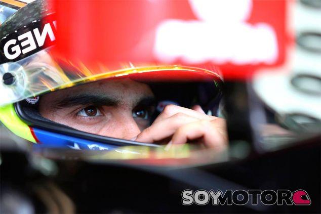 Pastor Maldonado en Hungría - LaF1