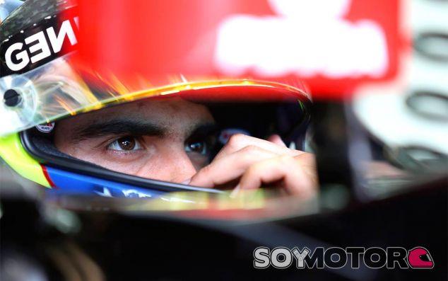 Pastor Maldonado en el pasado GP de Hungría - LaF1