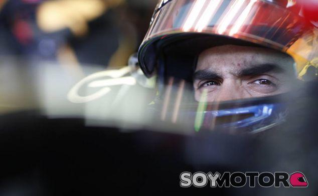 Pastor Maldonado en Alemania - LaF1