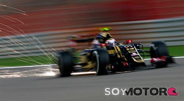 Pastor Maldonado en Baréin - LaF1