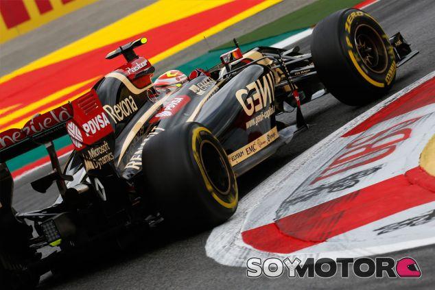 Pastor Maldonado en el Gran Premio de Austria - LaF1
