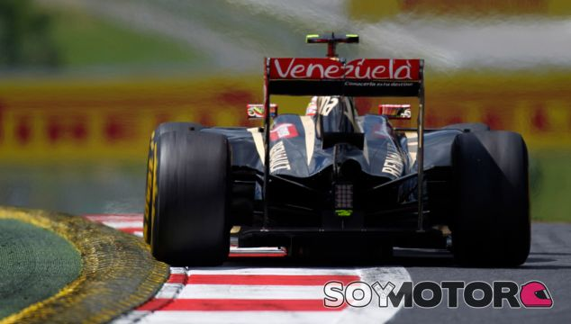 """Maldonado: """"Esperamos poder ser un poco más competitivos"""" - LaF1.es"""