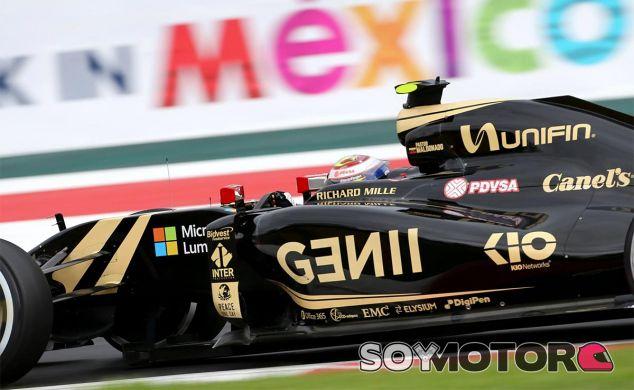 Pastor Maldonado en México - LaF1