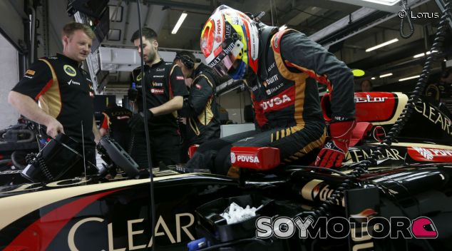 Maldonado se muestra crítico con el sistema de sanciones por puntos - LaF1