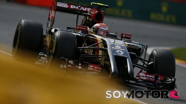 """Maldonado: """"No sabemos lo que nos deparará el tiempo así que cruzamos los dedos"""" - LaF1.es"""