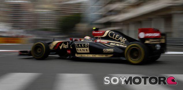 Jornada estable para Grosjean y Maldonado - LaF1.es