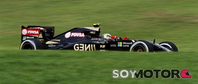 Pastor Maldonado en Brasil - LaF1