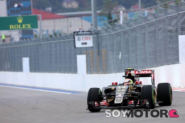 Maldonado tiene claras sus preferencias sobre su compañero en 2016 - LaF1