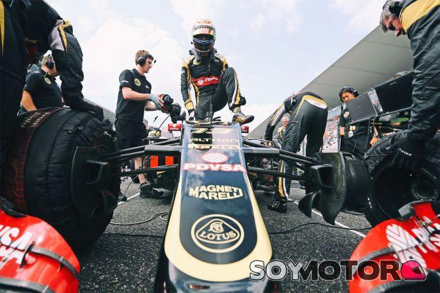 Pastor Maldonado confía en el buen hacer de Renault para 2016 - LaF1