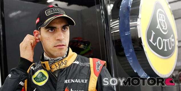 Pastor Maldonado no se arrepiente de haber dejado Williams por Lotus