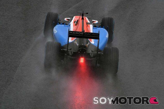 Pascal Wehrlein en Interlagos con el MRT05 - SoyMotor.com