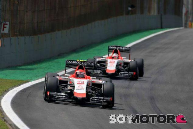 Rossi termina por detrás de Stevens en su última carrera esta temporada - LaF1