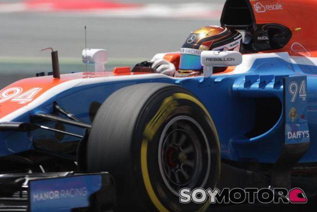 Manor cierra la parrilla del GP de España - LaF1