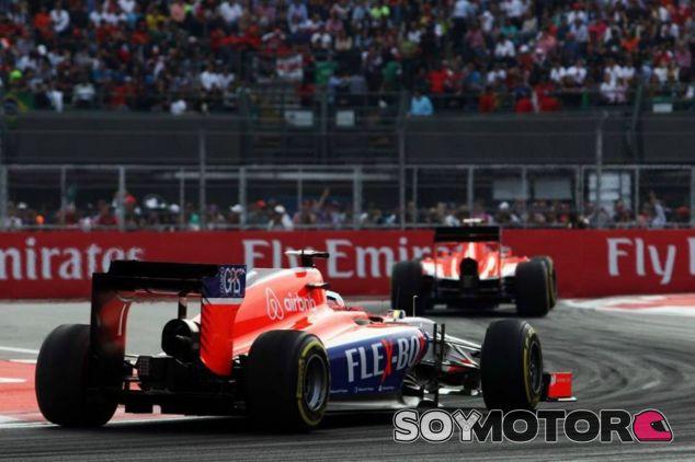 Hellmund podría ser el salvador del equipo Manor - LaF1
