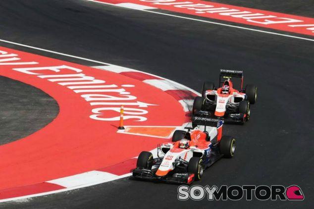 Manor vuelve a Brasil tras perderse la carrera en 2014 - LaF1