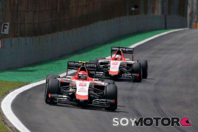 Manor estuvo muy cerca de no poder disputar el Campeonato - LaF1
