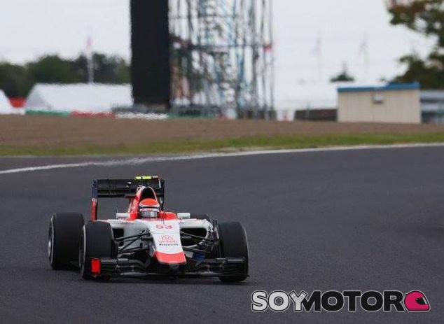 Alexander Rossi disputará el GP de Japón - LaF1