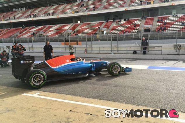 Wehrlein ha completado 71 vueltas en su segundo día de test - LaF1