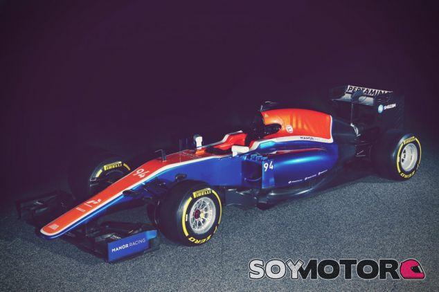 Éste es el nuevo MRT05 de Pascal Wehrlein y Rio Haryanto - LaF1