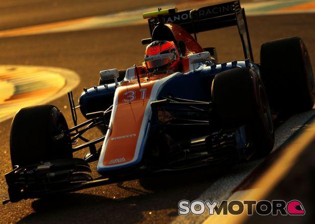 El consorcio chino antes interesado por McLaren se fija en Manor - SoyMotor.com