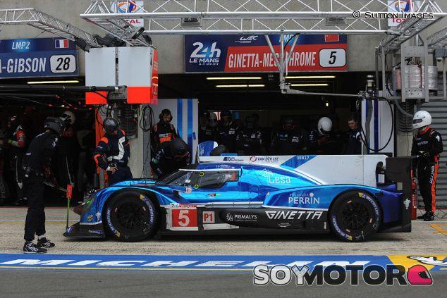 Ginetta cambia motores y se perderá las 6 horas de Silverstone - SoyMotor.com