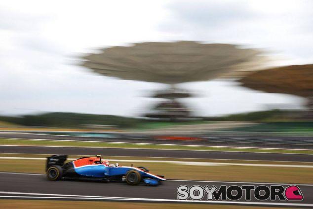 Manor en la clasificación del GP de Malasia - LaF1.es
