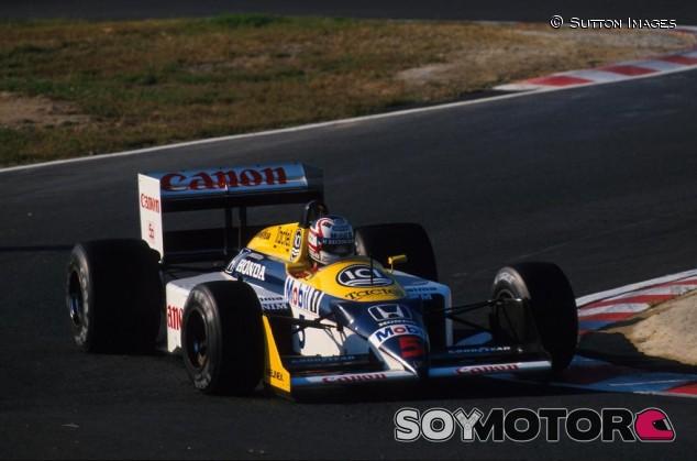 """Mansell: """"Los pilotos de hoy nunca sabrán lo que es un F1"""" - SoyMotor.com"""