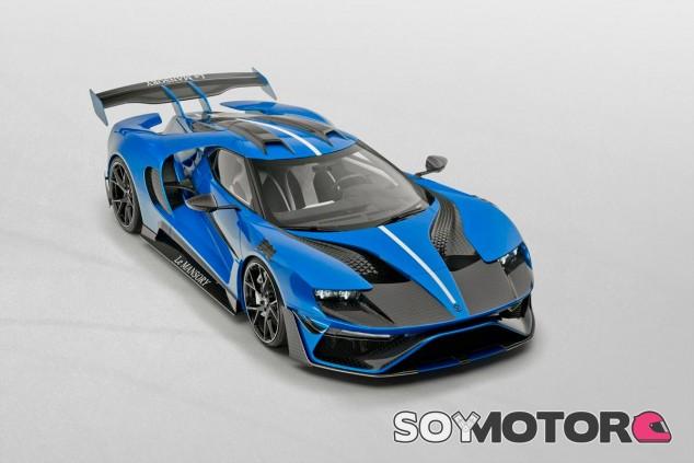 Le Mansory - SoyMotor.com