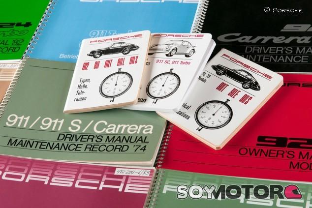 Si tienes un Porsche clásico, ahora puedes conseguir también todos sus manuales - SoyMotor.com