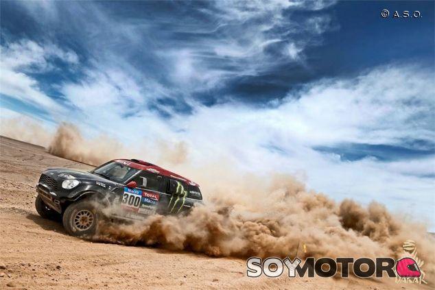 Nani Roma consigue la victoria en la novena etapa del Dakar - LaF1
