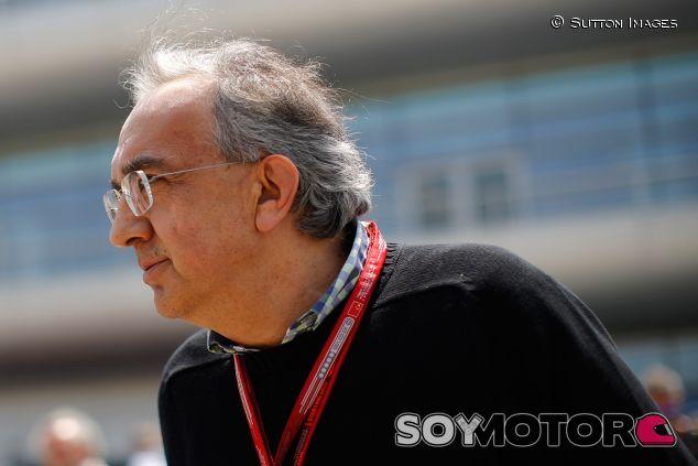 Sergio Marchionne en Shanghái - SoyMotor.com