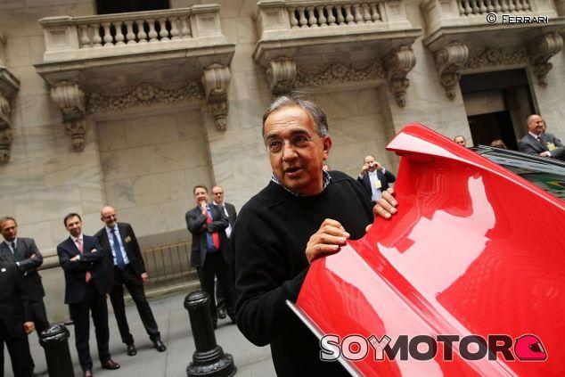 Sergio Marchionne - LaF1.es