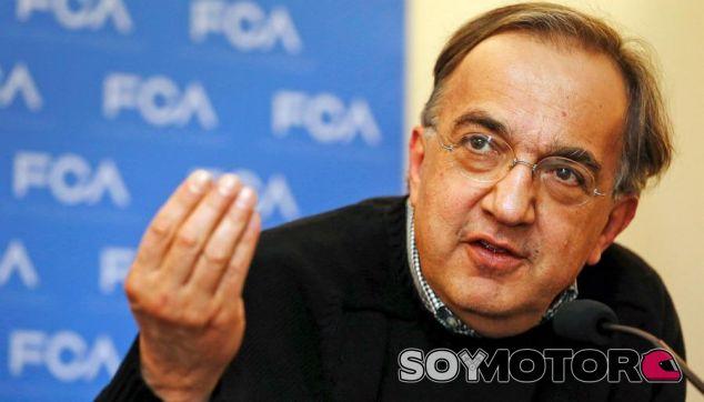 Marchionne recapacita y buscará a Volkswagen para la fusión - SoyMotor.com