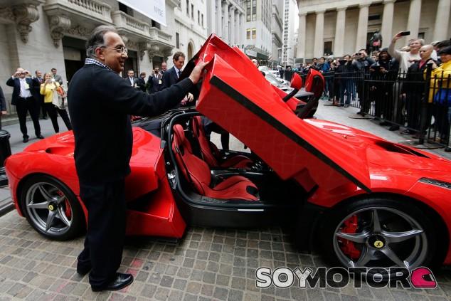 Los coches de Marchionne - SoyMotor.com