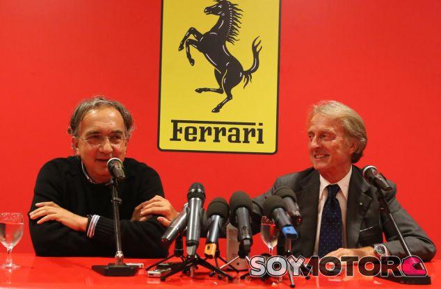 "La autocrítica de Marchionne, ""positiva"" para Ferrari según Surer - LaF1.es"